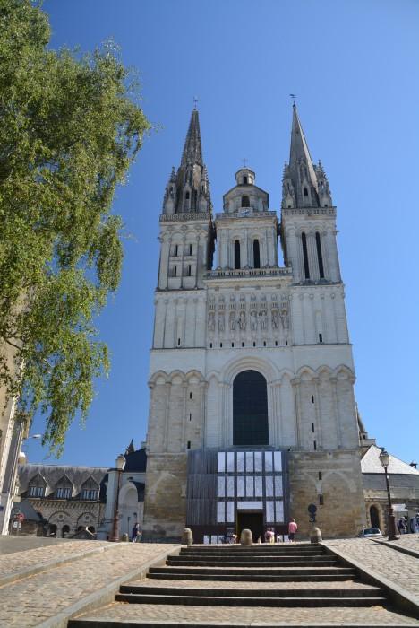Die Cathédrale von Angers