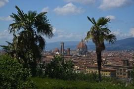 Florenz in Palmen