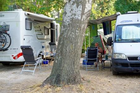 Camping Strobec - Fiete und das Club-Womo