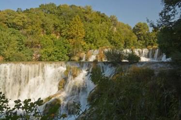 Wasserfall 3 Krka