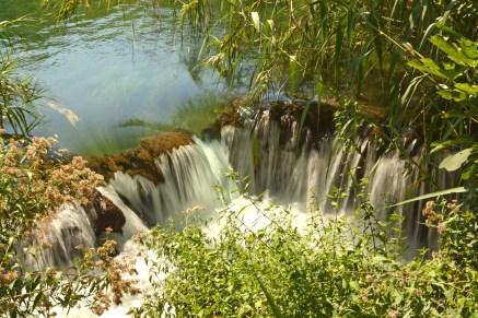 Wasserfall 7 Krka