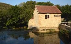 Wassermühle Krka