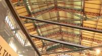 Dachkonstruktion Mercato Centrale