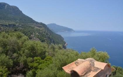 Bucht in der Nähe von Son Moragues