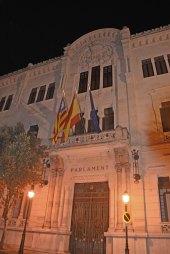 Parlament Palma de Mallorca