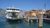 Malcésine Hafen