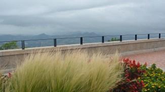 San Marino vor dem großen Regen