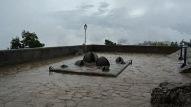 Wassermassen San Marino