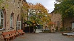 Ebernburg Innenhof