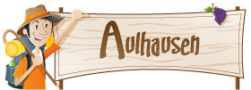 Aulhausen Wanderschild