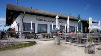 Bergstation Schwarzseespitze