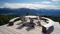 Aussichtsplattform Runder Tisch