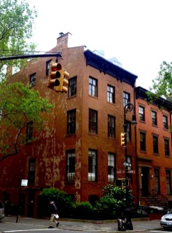 Lovecraft's former home, 169 Clinton Street