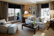 A suite at the Lowell