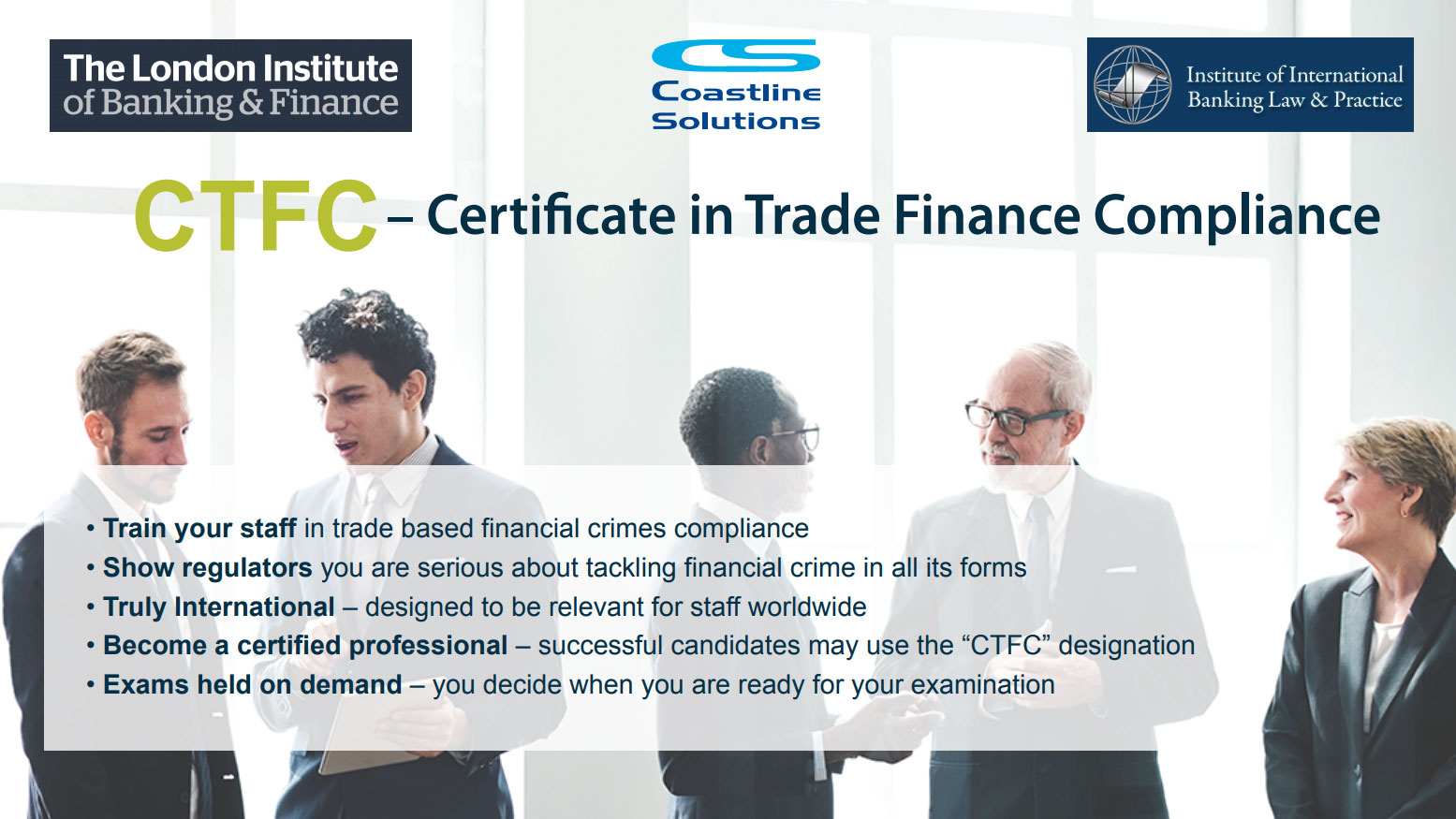 Professional Qualifications - Trade Based Financial Crime News
