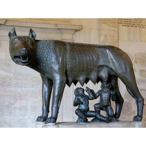 21 април 753 г. пр.н.е. датум на основање на градот Рим