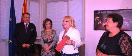 Изложување на дамскиот накит во КИЦ – Софија