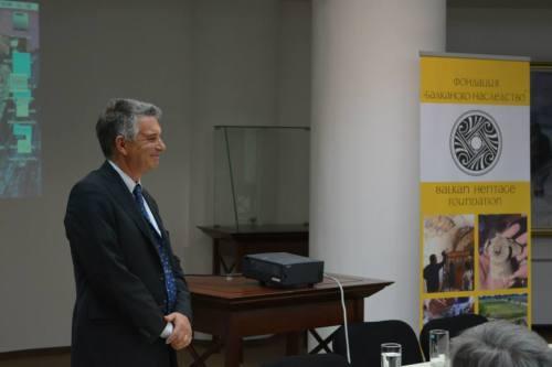 Предавање од Д-р Роберто Нарди