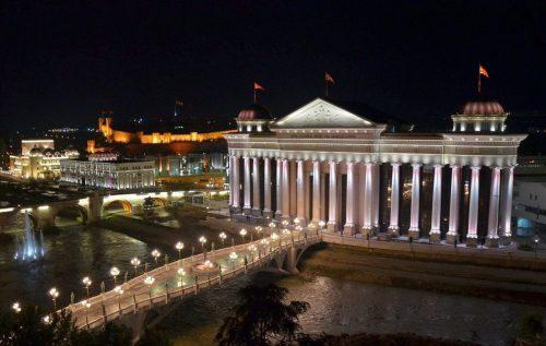 Бела ноќ во Археолошкиот музеј на Македонија