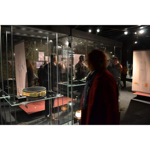 """Отворање на изложбата """"Статусни симболи кај пајонските заедници"""""""