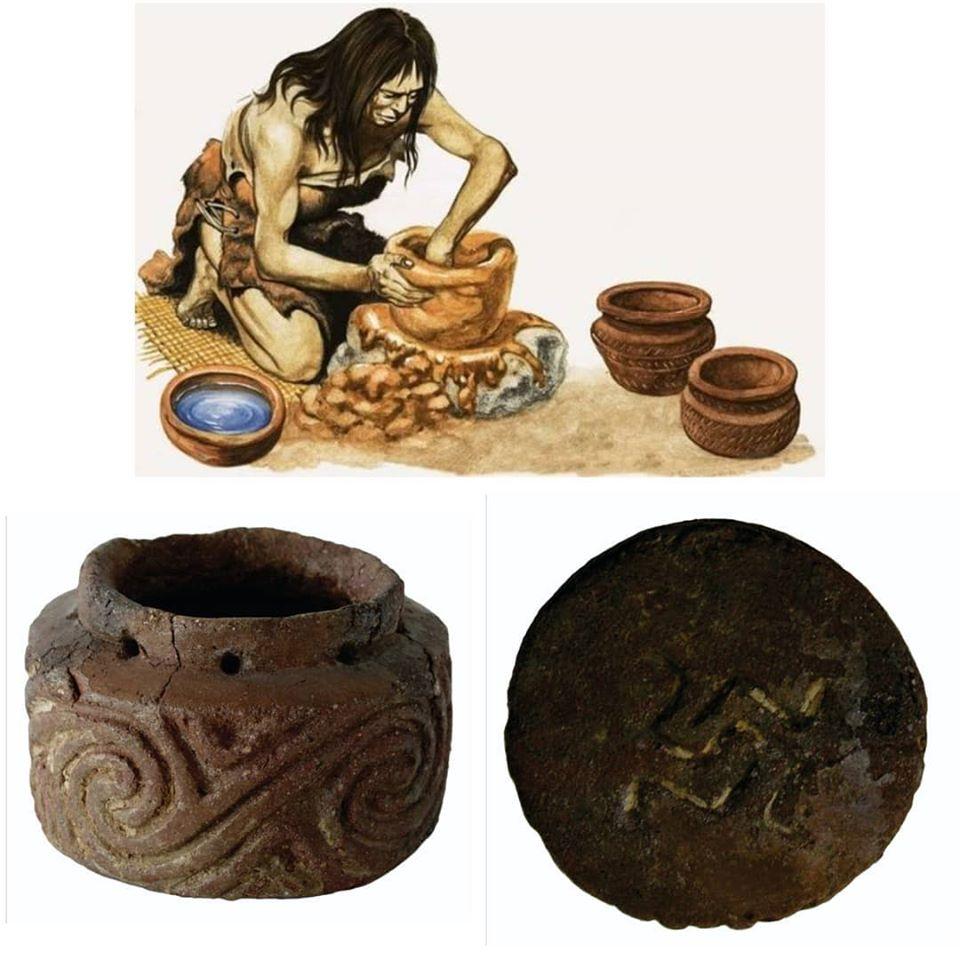 Грнчарството е една од најважните придобивки во младото камено време – неолитот