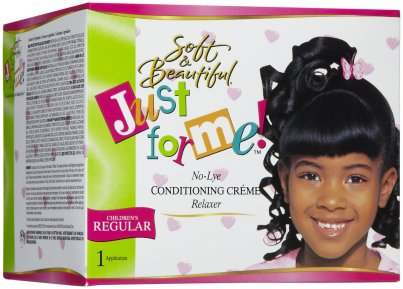 Just for me! children's relaxer