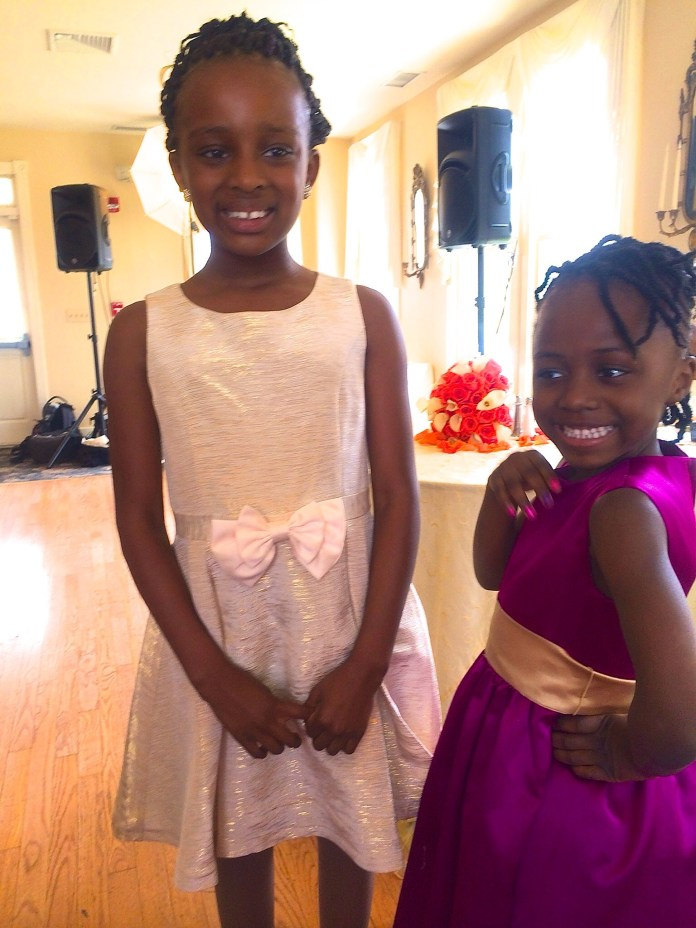 My beautiful nieces