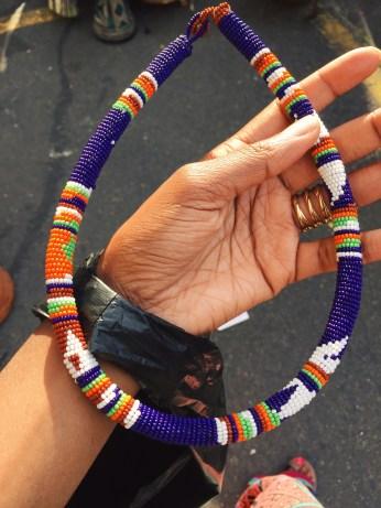 Mali necklaces