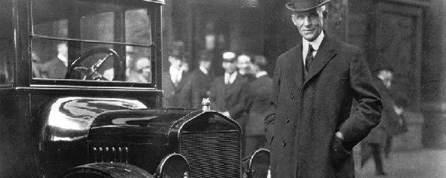 من هي أم سيارة فورد الأولى ؟