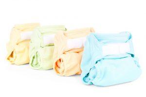 cloth diaper with a minimal stash