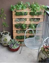 Urban Pallet Garden Box