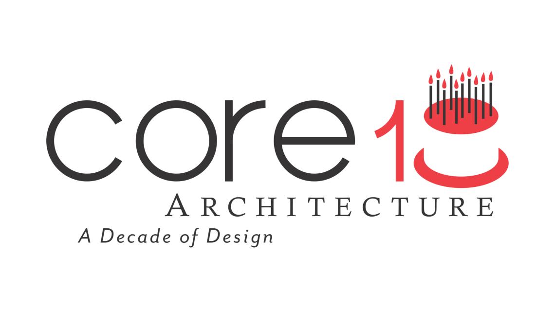 CORE10-Architecture-Logo-10-Year-Anniversary