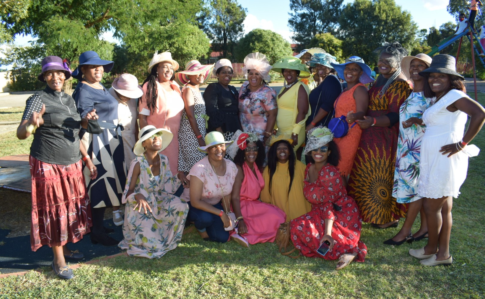 High Tea Party in Soweto