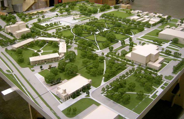 landscape architecture model archives