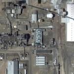Ammonia plant: Borger, TX - Agrium