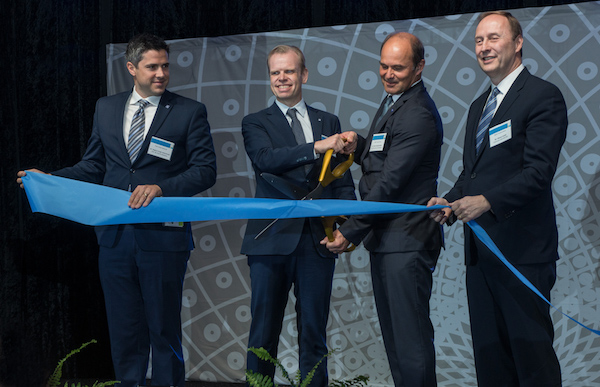 Yara and BASF open their brand-new, world-scale plant