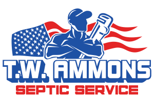TW Ammons Septic Service, Inc. logo 2017