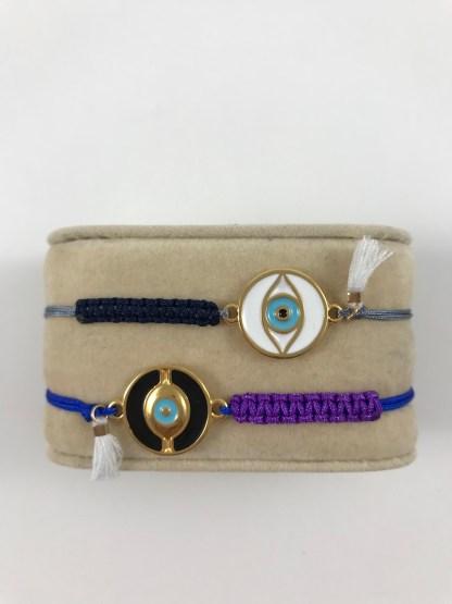 Mati Bracelet Gold Accent Thumbnail