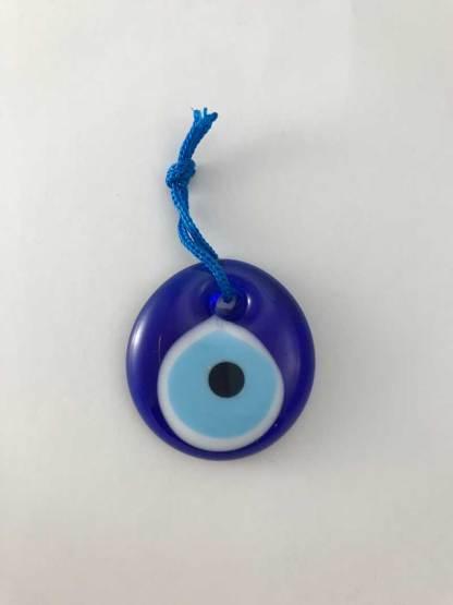 Blue Glass Mati