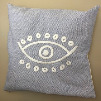 Grey Mati Pillow