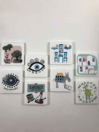 All Marble Coasters