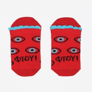 Ftou-Red-Kids-Sock-2