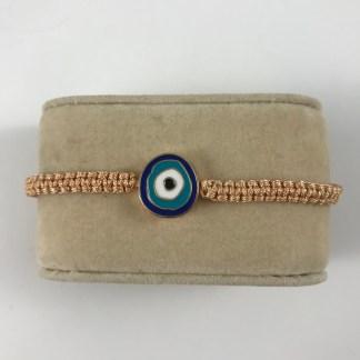 Blue Mati Bracelet