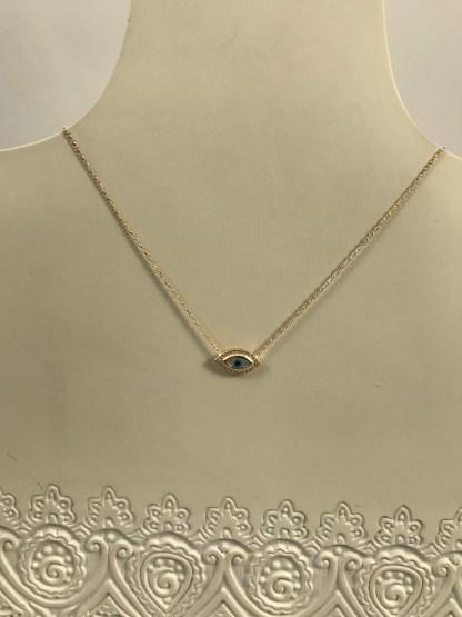 Delos Gold Mati Necklace
