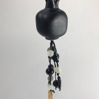 Matte Black Mati Charm