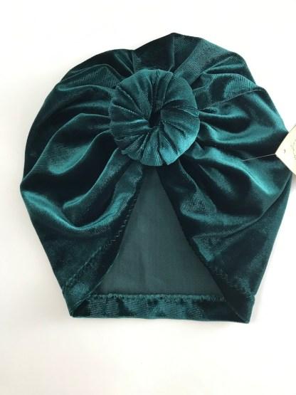 Donut Velvet Baby Hat