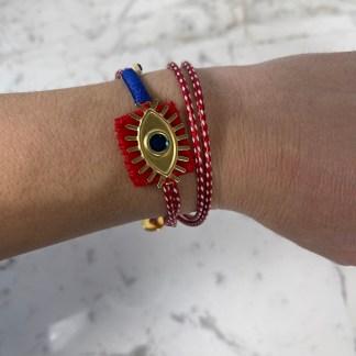 Wide Eye Marti Bracelet