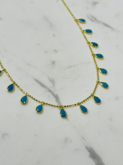 Necklace_TurquoiseTeardrop