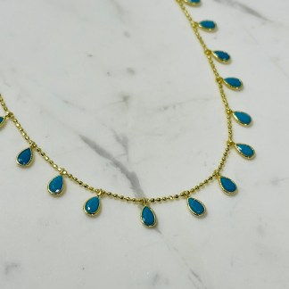 Necklace_TurquoiseTeardrop