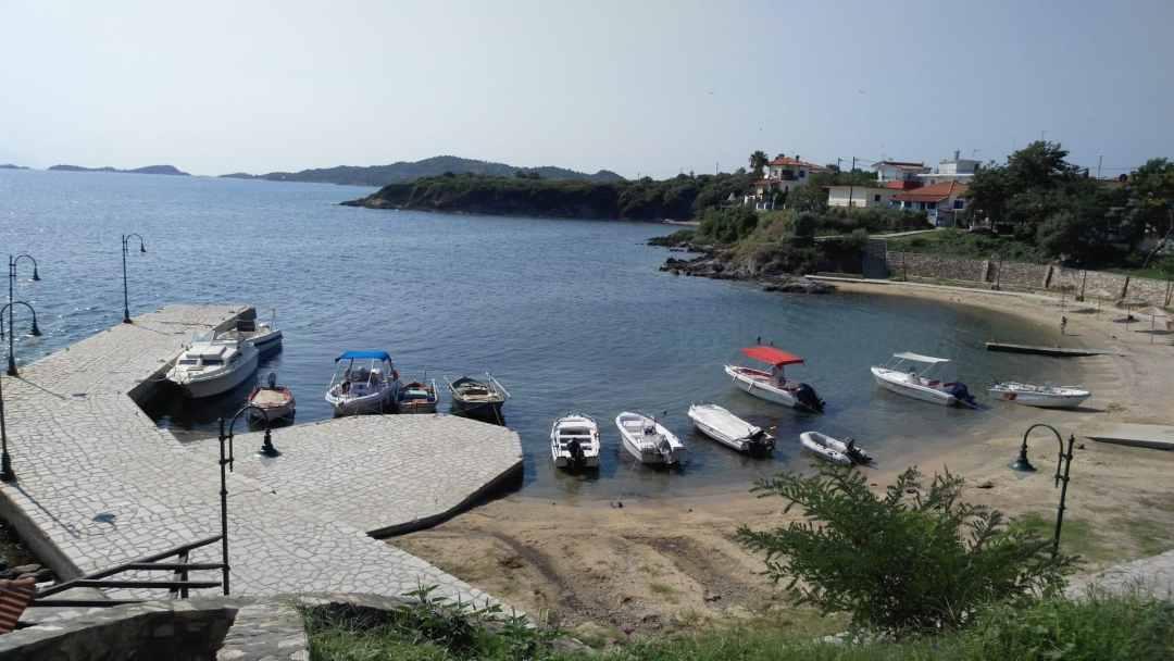 Ammouliani Tzanis Beach and Restaurant